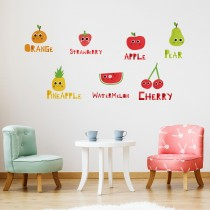 Vinilo Decorativo: FRUITS