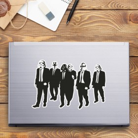 Da click! Vinilo Decorativo Para Laptop Perspective