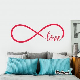 Vinilo Decorativo: Love
