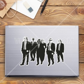 Vinilo decorativo para laptop: Bad Boys