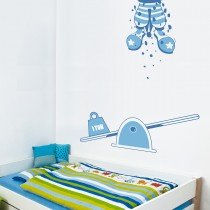 Wall Decal: Circus 3