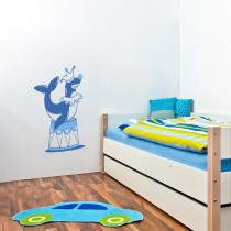 Wall Decal: Circus 2