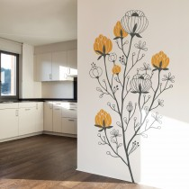 Wall Decal: Ramo floral 2