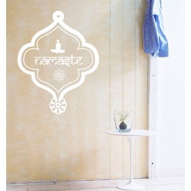 Wall Decal: Namaste