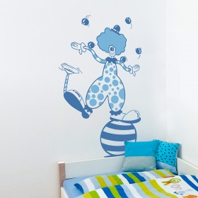 Wall Decal: Circus 1