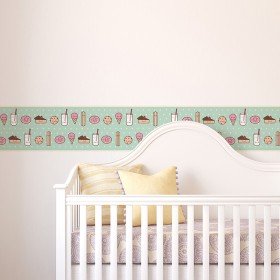 Kids Wall Border 5