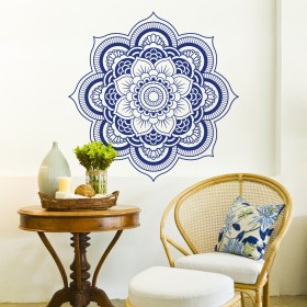 Wall Decal: Flor Mandala