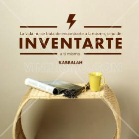 Wall Decal: Inventarte