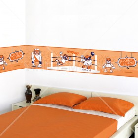 Kids Wall Border 4
