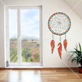 Wall Decal: Dreamcatcher impresión