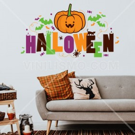 Vinilo Decorativo: Halloween